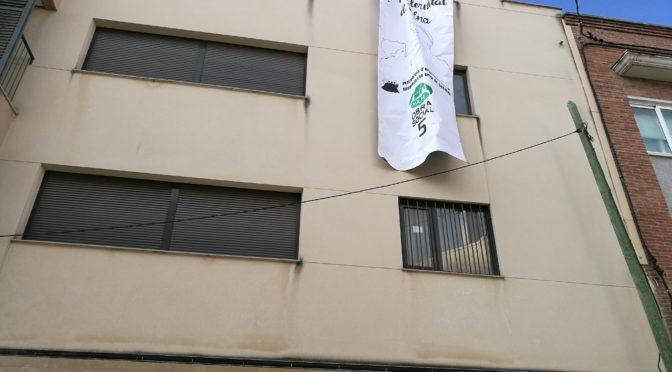 Hem ocupat el cinqué bloc a Sabadell, la Maternitat D'Elna